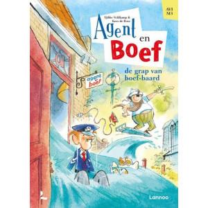 Groep 3 & 4: Agent en boef, de grap van Boef - Baard