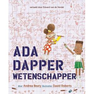 Groep 1 & 2, Ada Dapper, wetenschapper