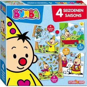 Bumba,Seizoenen puzzel