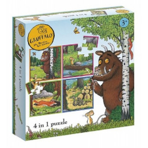 Gruffalo puzzel
