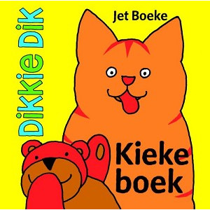 Kiekeboek Dikkie Dik