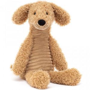 Knuffelhond Wurly dog