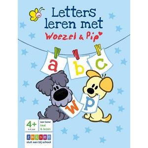 Letters met Woezel en Pip