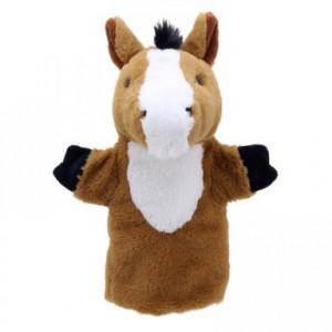 Paard, handpop