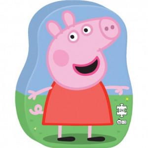 Peppa Pig puzzel