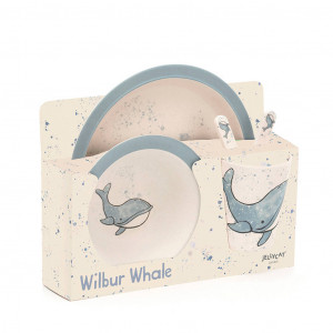 Walvis Wlibur serviesset
