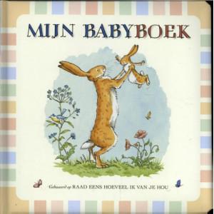 Raad eens hoeveel ik van je hou. Babyboek