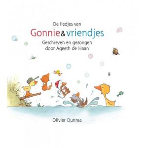 De liedjes van Gonnie en haar vriendjes
