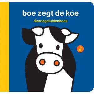 Boe zegt de koe, Geluidenboek