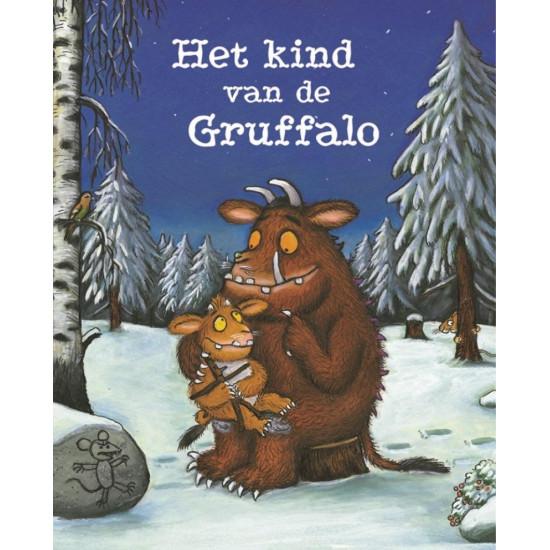 Het kind van de Gruffalo, karton