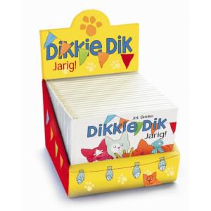 mini Dikkie Dik Jarig