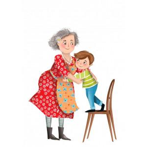 Roef en oma