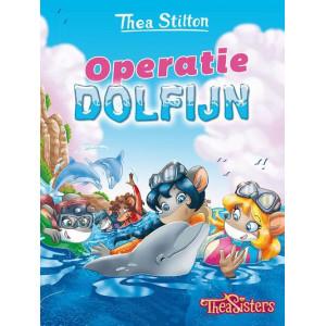 Operatie dolfijn, Thea Stilton