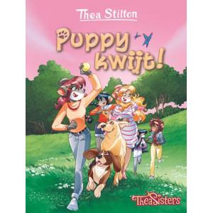 Puppy kwijt, Thea Stilton