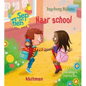Sep en Fien naar school