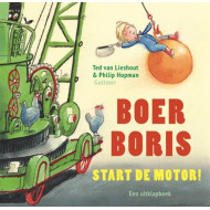 Boer Boris, start de motor!(uitklapboek)