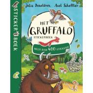 de Gruffalo stickerboek