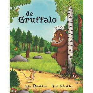 De Gruffalo, karton
